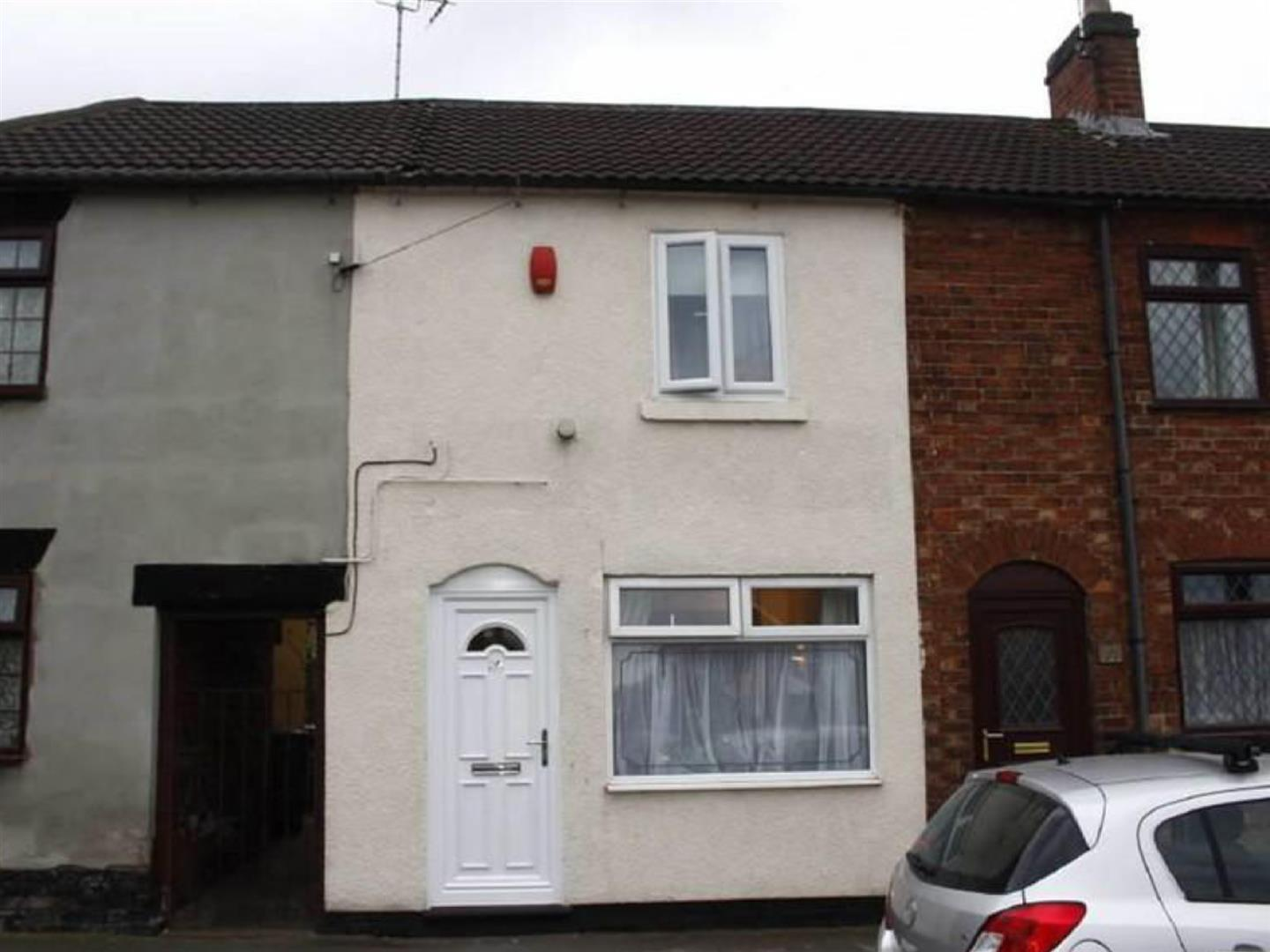 2 Bedrooms Property for sale in Tutbury Road, Burton-On-Trent